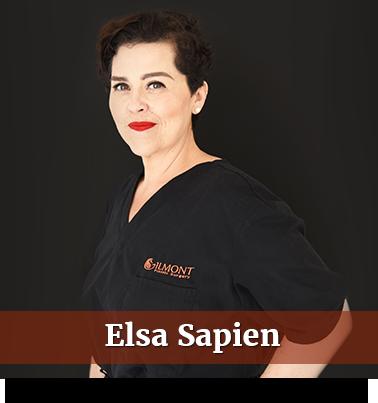 Elsa Sapien, Patient Care Coordinator
